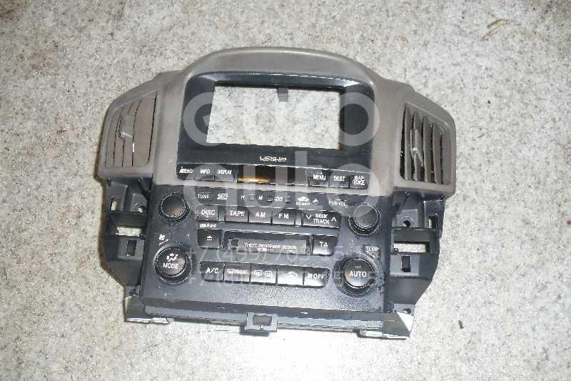 Магнитола для Lexus RX 300 1998-2003 - Фото №1