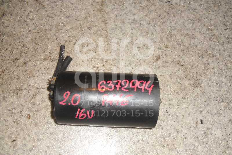 Абсорбер (фильтр угольный) для Nissan Primera P11E 1996-2002;Primera WP11E 1998-2001 - Фото №1