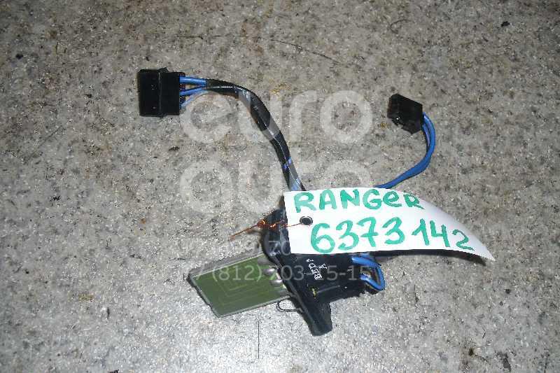 Резистор отопителя для Ford Ranger 1998-2006 - Фото №1
