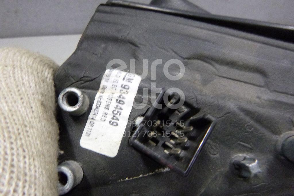Зеркало левое электрическое для Opel Meriva 2003-2010 - Фото №1