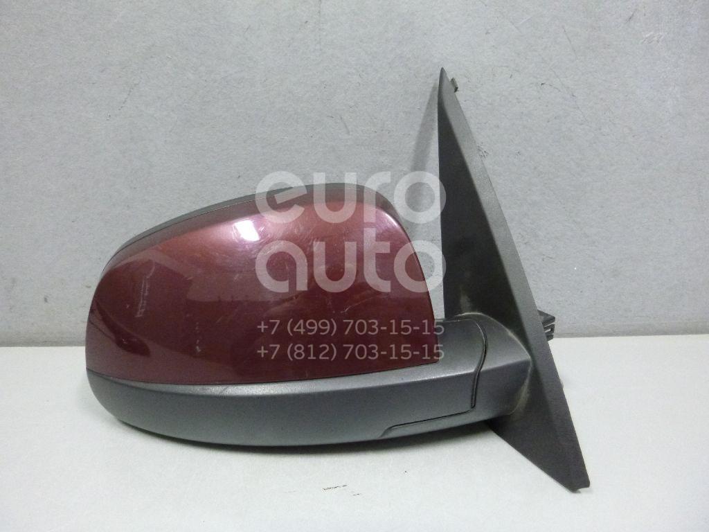 Зеркало правое электрическое для Opel Meriva 2003-2010 - Фото №1