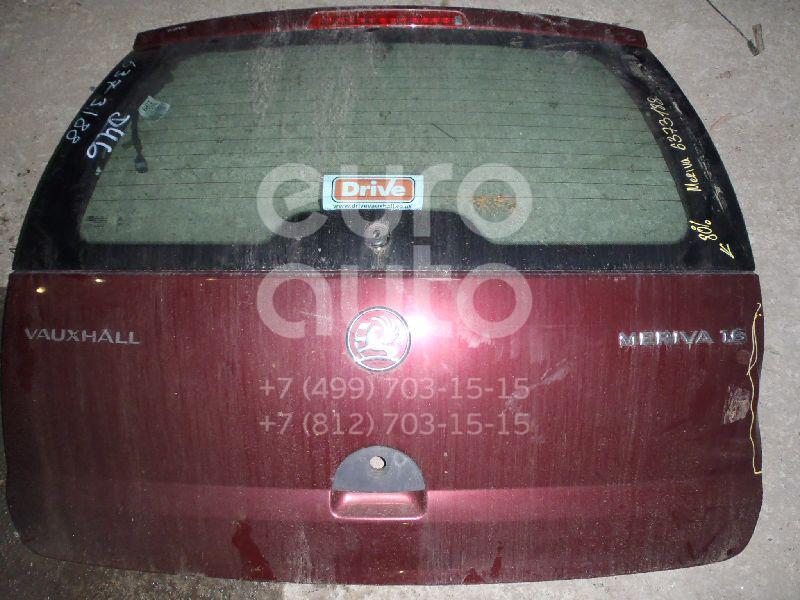 Дверь багажника со стеклом для Opel Meriva 2003-2010 - Фото №1