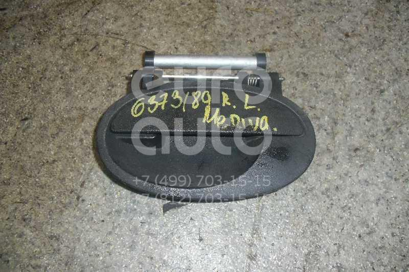 Ручка двери наружная левая для Opel Meriva 2003-2010 - Фото №1
