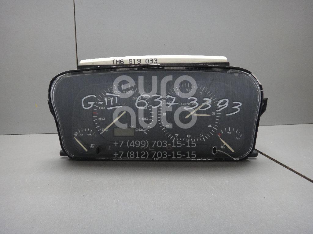Панель приборов для VW Golf III/Vento 1991-1997 - Фото №1