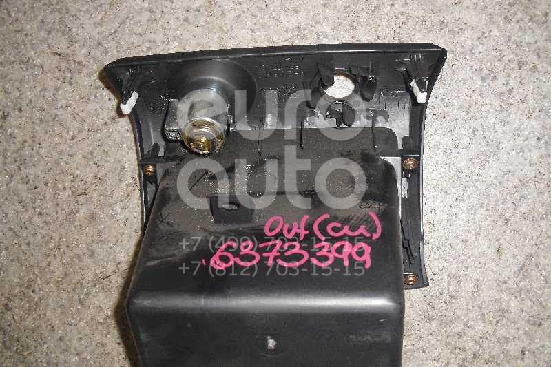 Ящик передней консоли для Mitsubishi Outlander (CU) 2001-2008 - Фото №1