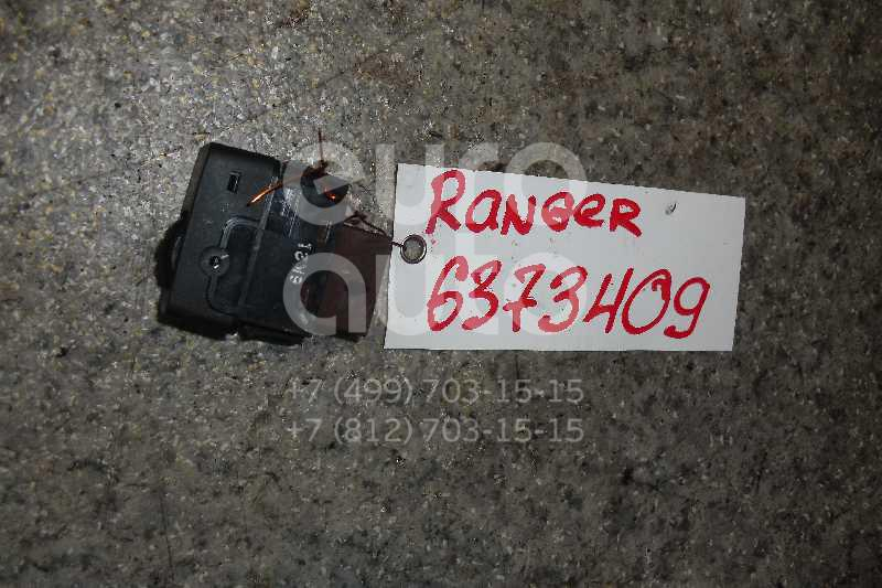 Кнопка корректора фар для Ford Ranger 1998-2006 - Фото №1