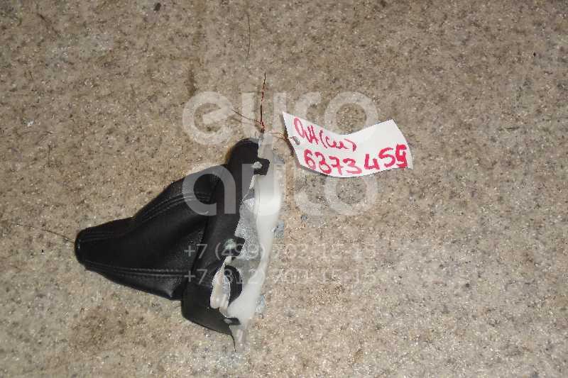 Чехол кулисы для Mitsubishi Outlander (CU) 2001-2008 - Фото №1