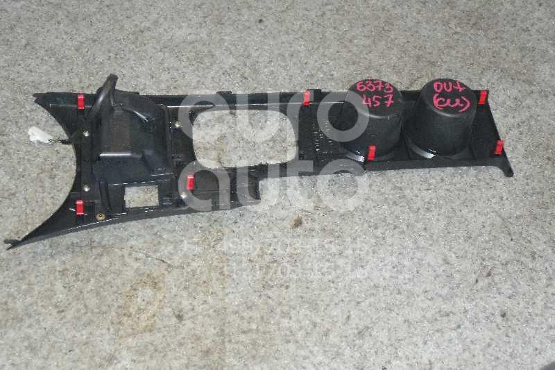 Накладка (кузов внутри) для Mitsubishi Outlander (CU) 2003-2009 - Фото №1
