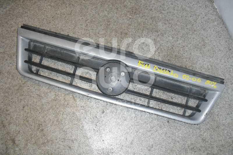 Решетка радиатора для Fiat Ducato 244 (+ЕЛАБУГА) 2002-2006 - Фото №1
