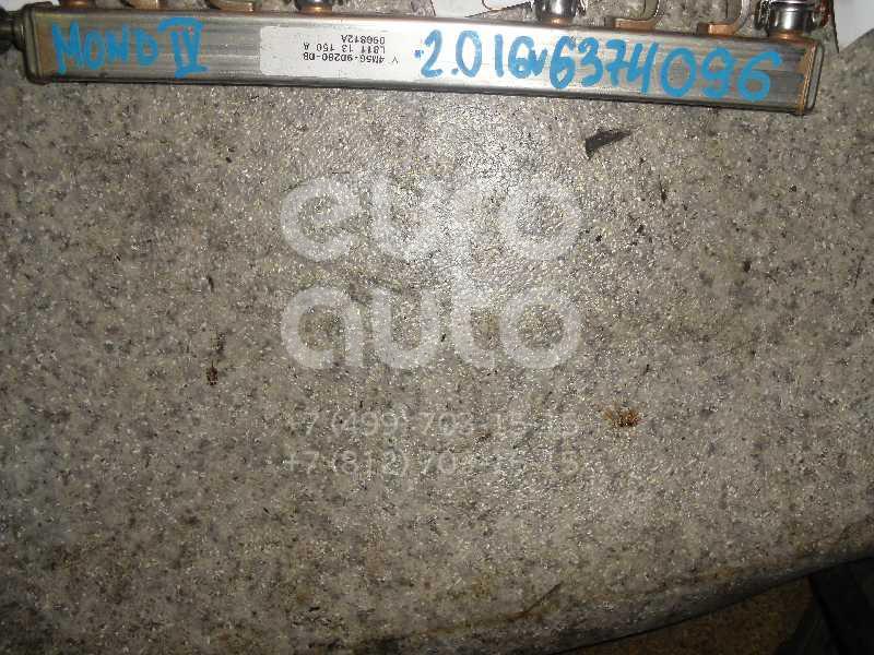 Рейка топливная (рампа) для Ford,Volvo Mondeo IV 2007-2015;Focus II 2005-2008;Fusion 2002-2012;C-MAX 2003-2011;Mondeo III 2000-2007;Fiesta 2001-2008;V50 2004-2012;S-MAX 2006-2015;Focus II 2008-2011 - Фото №1