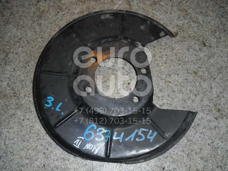 Пыльник тормозного диска для Volvo Mondeo IV 2007-2015;Galaxy 2006>;S-MAX 2006>;Kuga 2008-2012;V70 2007> - Фото №1