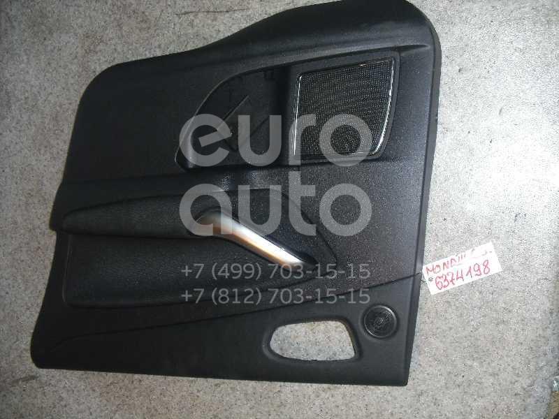 Обшивка двери задней правой для Ford Mondeo IV 2007-2015 - Фото №1