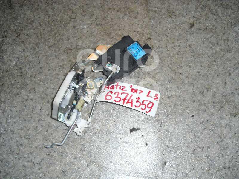Замок двери задней левой для Daewoo Matiz 2001>;Matiz (KLYA) 1998> - Фото №1