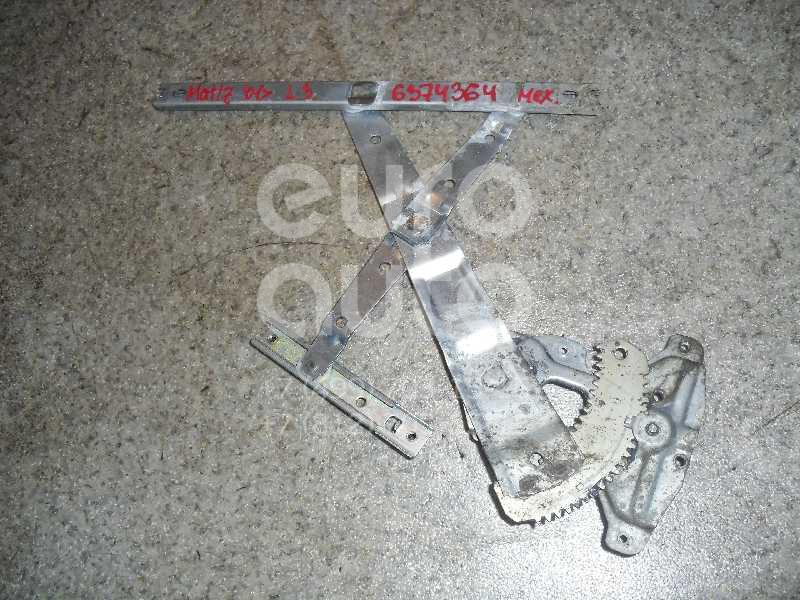 Стеклоподъемник механ. задний левый для Daewoo Matiz 1998> - Фото №1