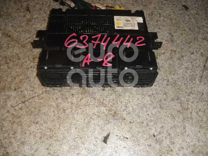 Блок управления климатической установкой для Audi A8 [4D] 1994-1998 - Фото №1