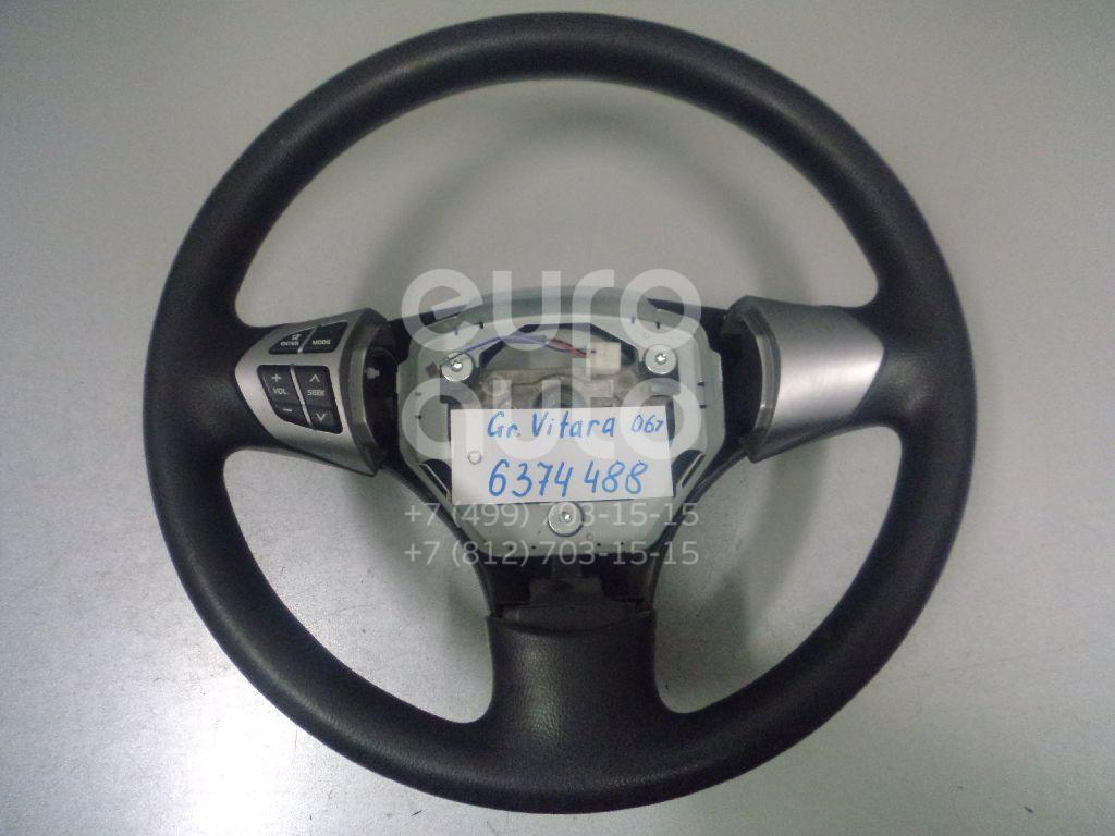 Рулевое колесо для AIR BAG (без AIR BAG) для Suzuki Grand Vitara 2006-2015 - Фото №1
