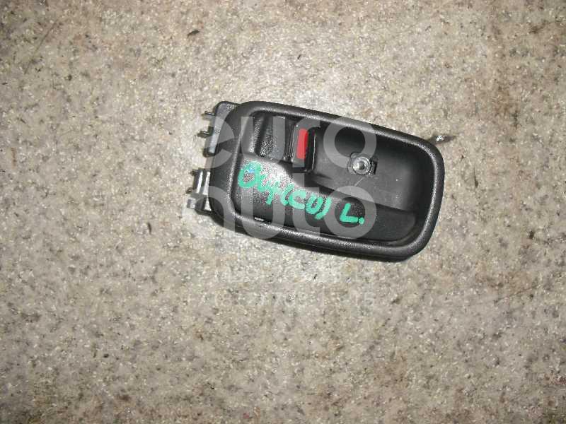 Ручка двери внутренняя левая для Mitsubishi Outlander (CU) 2003-2009;Lancer (CS/Classic) 2003-2007 - Фото №1