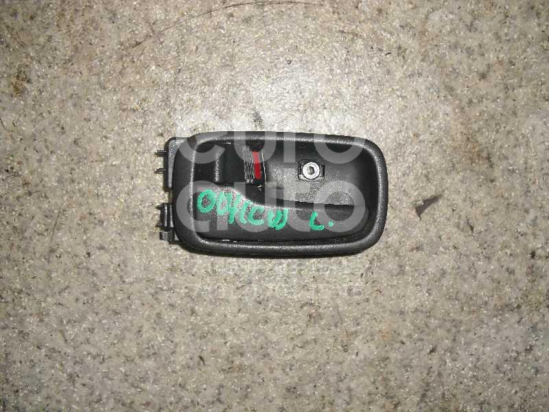 Ручка двери внутренняя левая для Mitsubishi Outlander (CU) 2003-2009;Lancer (CS/Classic) 2003-2006 - Фото №1