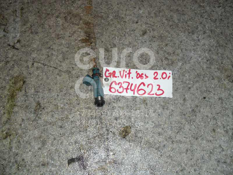 Форсунка инжекторная электрическая для Suzuki Grand Vitara 2006> - Фото №1