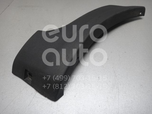 Накладка заднего крыла левого для VW Golf II/Jetta II 1983-1992 - Фото №1