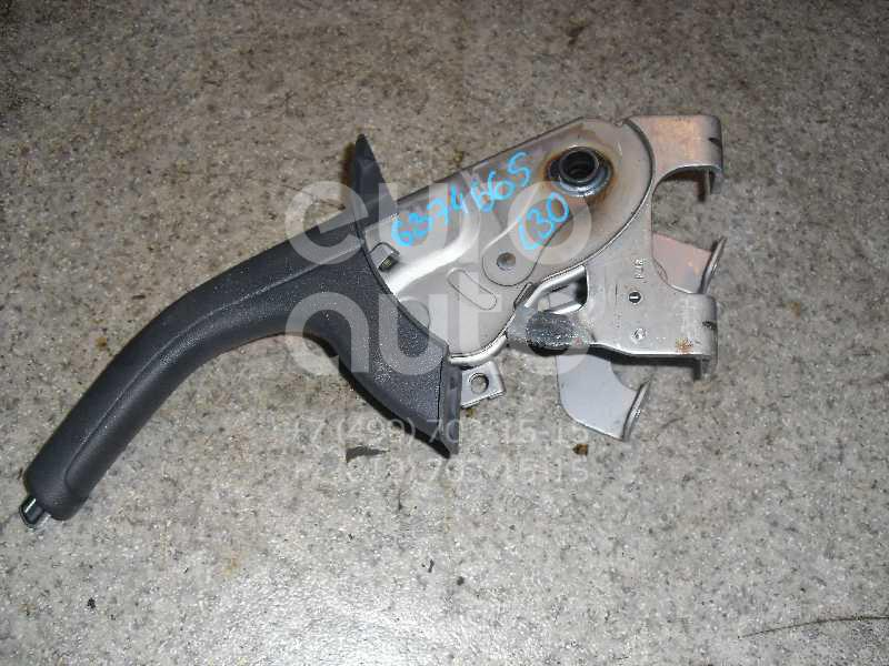 Рычаг стояночного тормоза для Hyundai i30 2007-2012 - Фото №1