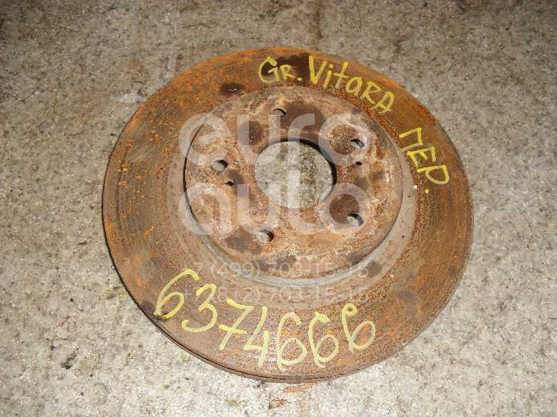 Диск тормозной передний вентилируемый для Suzuki Grand Vitara 2006> - Фото №1