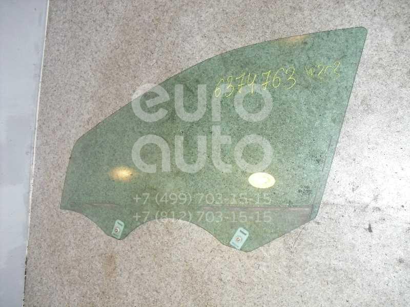 Стекло двери передней левой для Mercedes Benz W203 2000-2006 - Фото №1