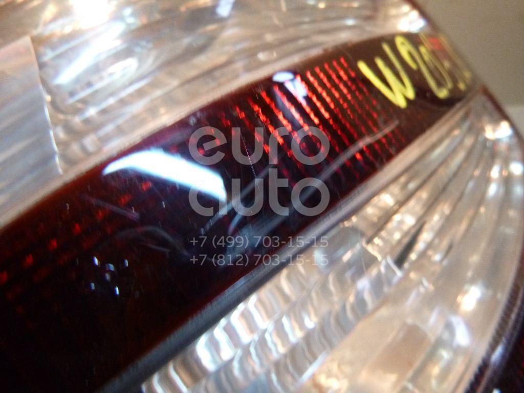 Фонарь задний левый для Mercedes Benz W203 2000-2006 - Фото №1