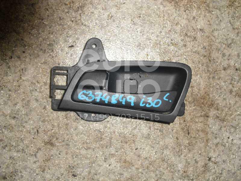 Ручка двери внутренняя левая для Hyundai i30 2007-2012 - Фото №1