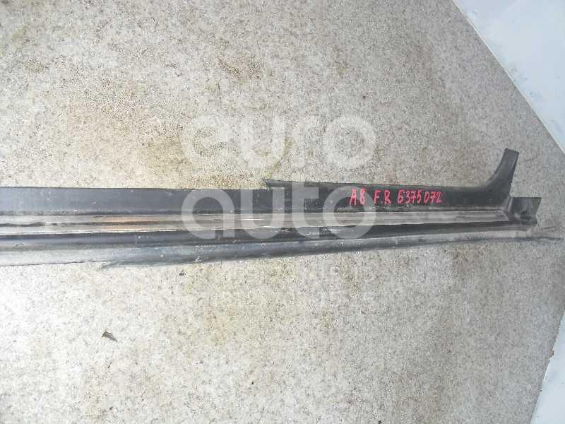 Накладка порога (внутренняя) для Audi A8 1994-1998 - Фото №1