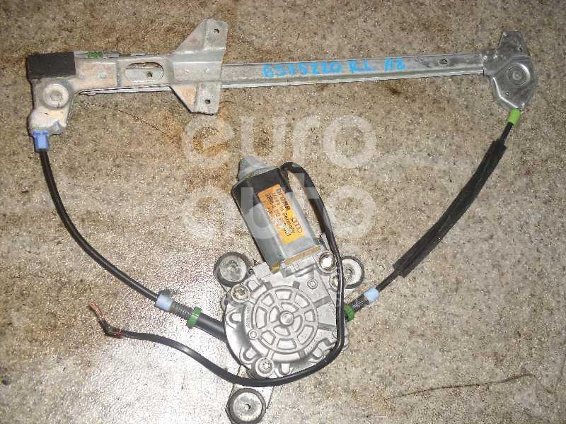 Стеклоподъемник электр. задний левый для Audi A8 1994-1998;A8 1998-2003 - Фото №1