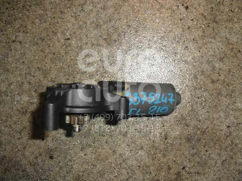 Моторчик стеклоподъемника для Mercedes Benz W210 E-Klasse 2000-2002;W210 E-Klasse 1995-2000 - Фото №1
