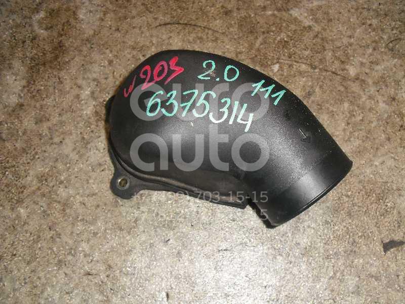 Воздуховод для Mercedes Benz W203 2000-2006;C208 CLK coupe 1997-2002;R170 SLK 1996-2004;W210 E-Klasse 2000-2002 - Фото №1