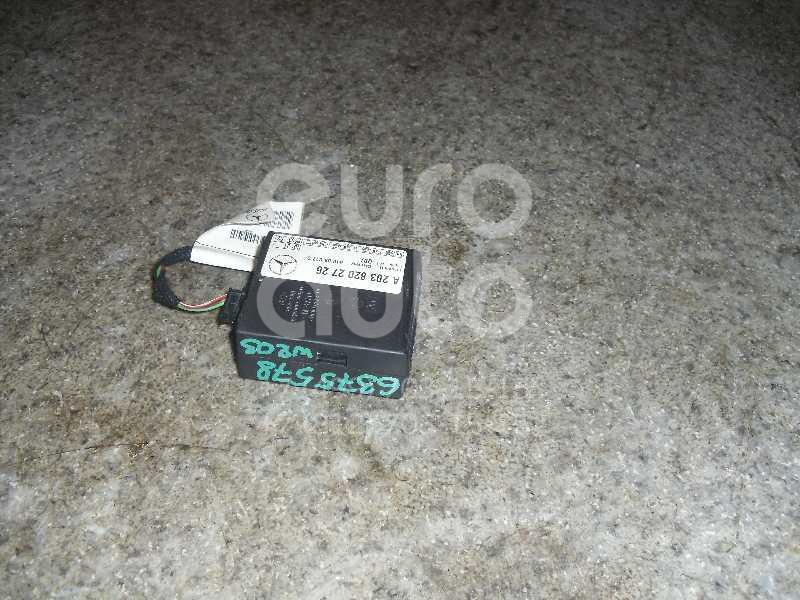 Блок электронный для Mercedes Benz W203 2000-2006;W140 1991-1999;W220 1998-2005;W210 E-Klasse 1995-2000;G-Class W463 1989>;W215 coupe 1999-2006;W219 CLS 2004-2010;W210 E-Klasse 2000-2002;W211 E-Klasse 2002-2009;R171 SLK 2004-2011 - Фото №1