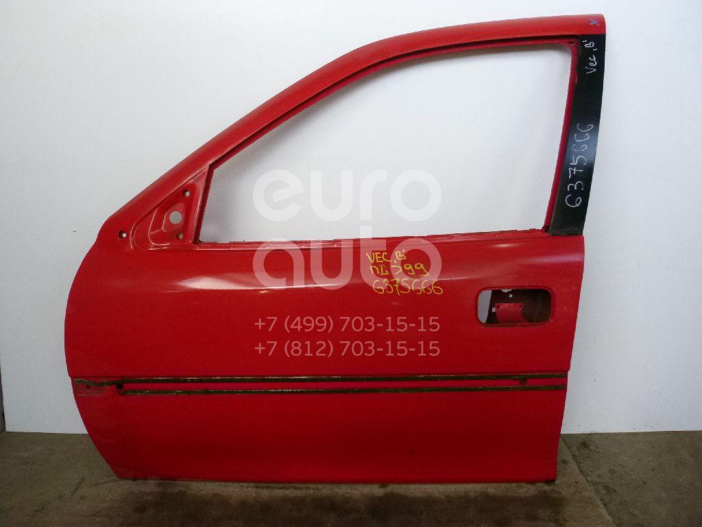 Дверь передняя левая для Opel Vectra B 1995-1999;Vectra B 1999-2002 - Фото №1