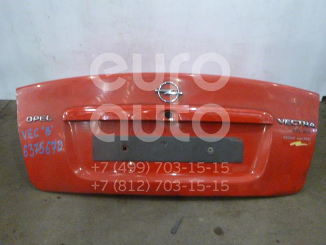 Крышка багажника для Opel Vectra B 1995-1999 - Фото №1
