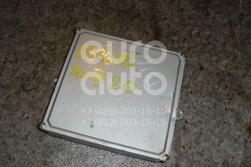 Блок управления двигателем для Honda Accord VII 2003-2007 - Фото №1
