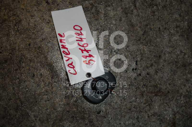 Переключатель регулировки зеркала для Porsche Cayenne 2003-2010 - Фото №1