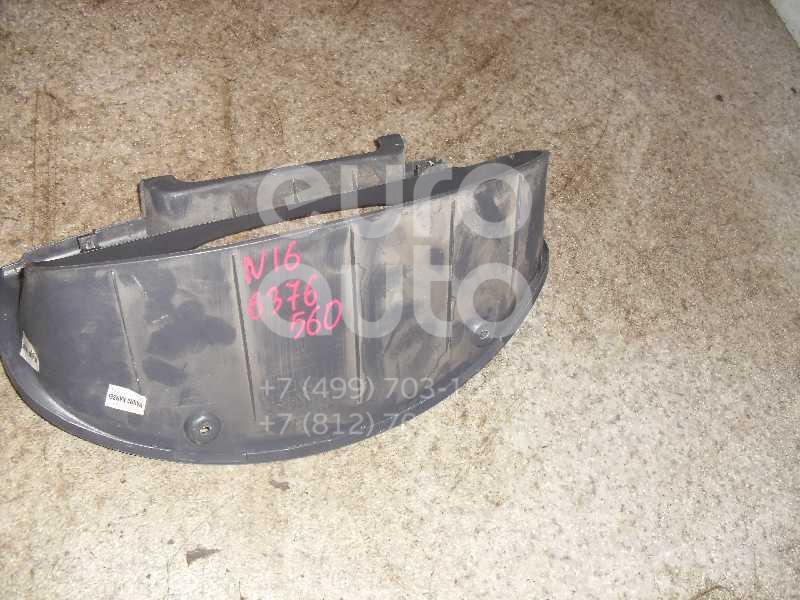 Накладка (кузов внутри) для Nissan Almera N16 2000-2006 - Фото №1