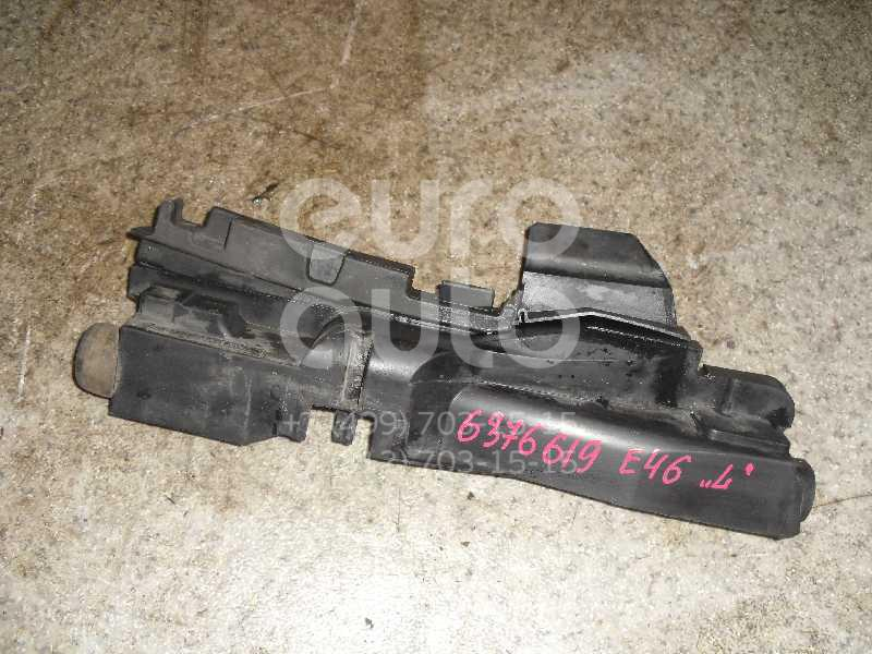 Кронштейн радиатора для BMW 3-серия E46 1998-2005;X3 E83 2004-2010;Z4 E85/E86 2002-2008 - Фото №1