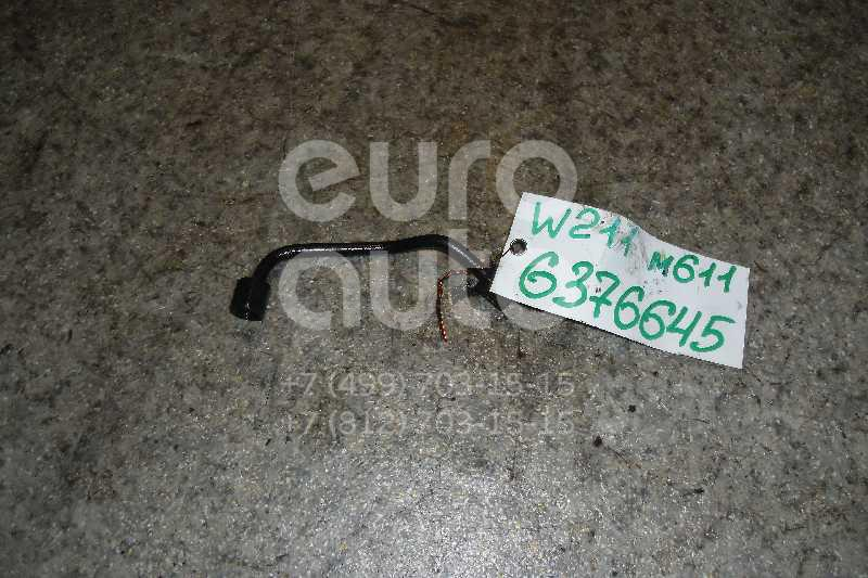 Трубка ТНВД для Mercedes Benz W211 E-Klasse 2002-2009;W220 1998-2005;W203 2000-2006;C209 CLK coupe 2002-2010;Vito/Viano-(639) 2003-2014 - Фото №1