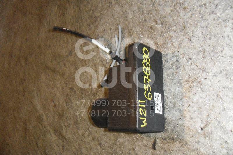 Вакуумное устройство системы центрального замка для Mercedes Benz W211 E-Klasse 2002-2009;W203 2000-2006;C209 CLK coupe 2002-2009;W219 CLS 2004-2010 - Фото №1