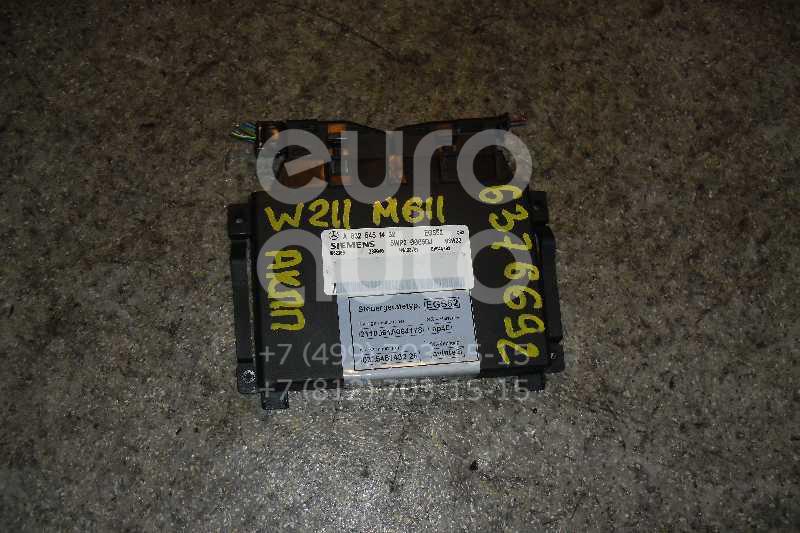 Блок управления АКПП для Mercedes Benz W211 E-Klasse 2002-2009 - Фото №1