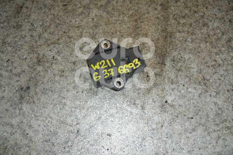 Датчик ускорения для Mercedes Benz W211 E-Klasse 2002-2009;A140/160 W168 1997-2004;W220 1998-2005;G-Class W463 1989>;W215 coupe 1999-2006;W210 E-Klasse 2000-2002;Vito/Viano-(639) 2003-2014 - Фото №1