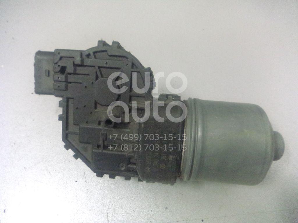 Моторчик стеклоочистителя передний для VW,Audi,Skoda Passat [B5] 2000-2005;A4 [B5] 1994-2001;Superb 2002-2008 - Фото №1