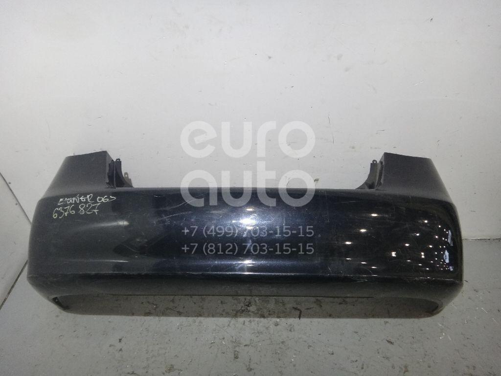 Бампер задний для Hyundai Elantra 2006-2011 - Фото №1