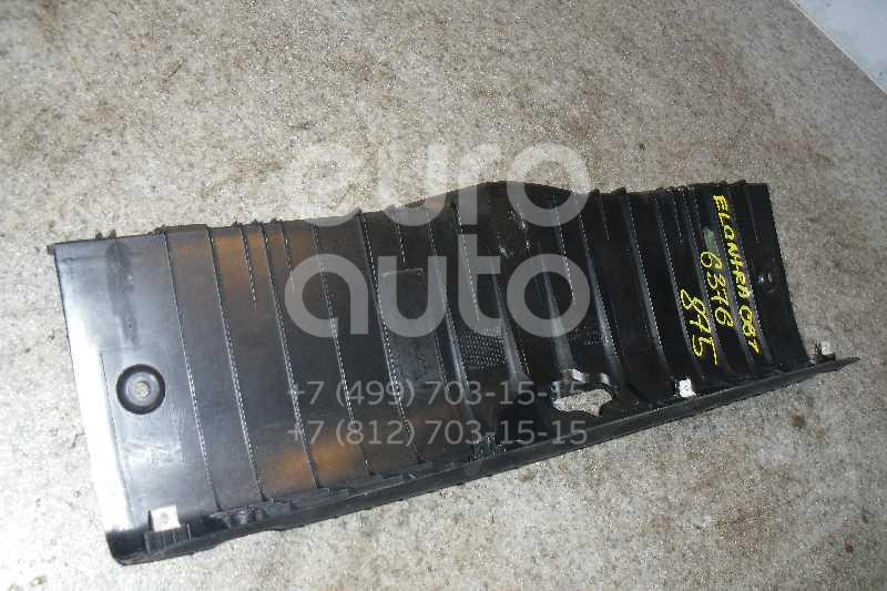 Обшивка багажника для Hyundai Elantra 2006-2011 - Фото №1