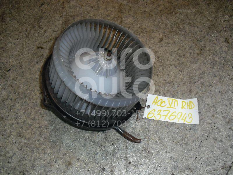 Моторчик отопителя для Honda Accord VII 2003-2007 - Фото №1