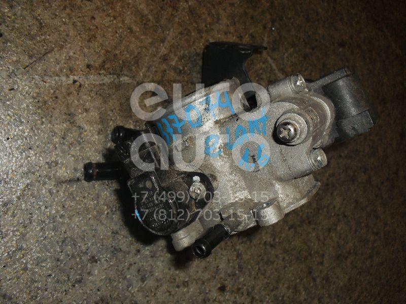 Заслонка дроссельная механическая для Hyundai,Kia Elantra 2006-2011;Cerato 2004-2008;Ceed 2007- 2012;i30 2007-2012 - Фото №1
