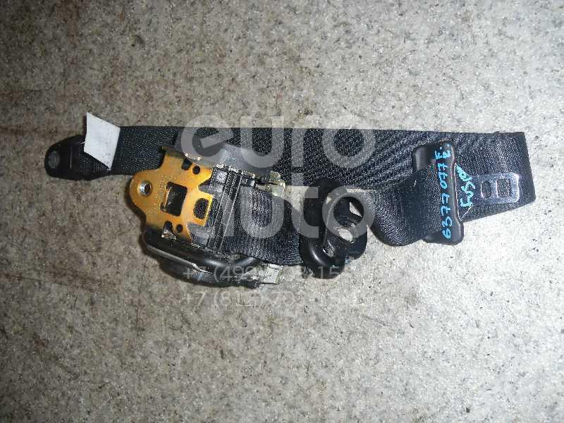 Ремень безопасности с пиропатроном для Ford Fusion 2002-2012;Fiesta 2001-2008 - Фото №1